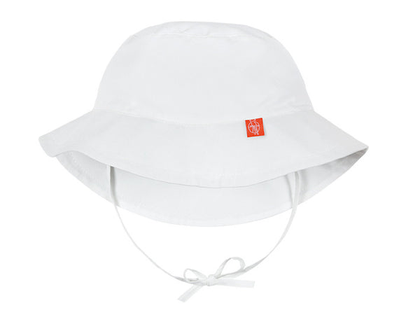 Lassig Swimwear - Girls - Sun Protection Bucket Hat - White