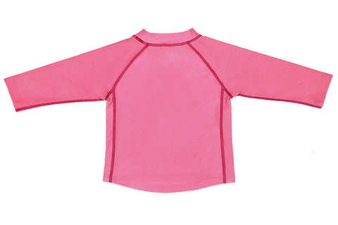Lassig Swimwear 2018 - Girls - Long Sleeve Rashguard Light Pink