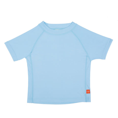 Lassig Swimwear 2017 - Boys - Short Sleeve Rashguard Light Blue