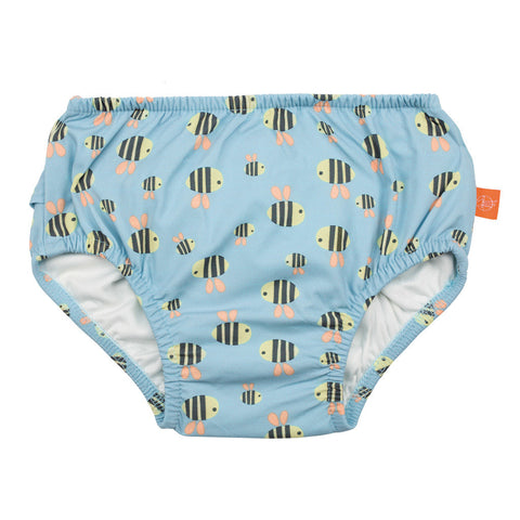 Lassig Swimwear 2018 - Girls - Swim Diaper Bumble Bee