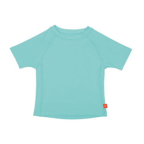 Lassig Swimwear 2018 - Girls - Short Sleeve Rashguard Aqua