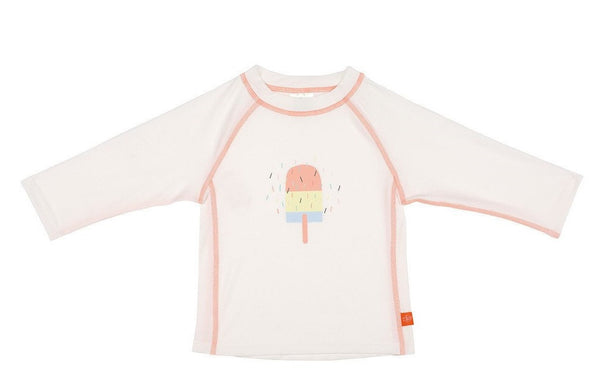 Lassig Swimwear 2018 - Girls - Long Sleeve Rashguard Ice Cream