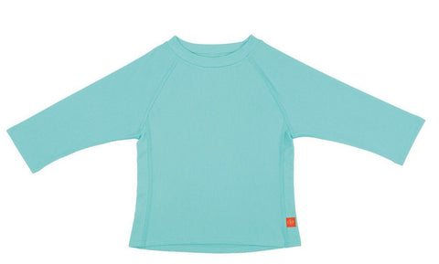 Lassig Swimwear 2018 - Girls - Long Sleeve Rashguard Aqua