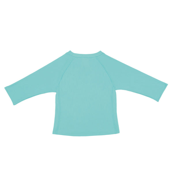 Lassig Swimwear - Girls - Long Sleeve Rashguard Aqua
