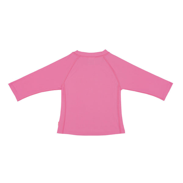 Lassig Swimwear - Girls - Long Sleeve Rashguard Light Pink