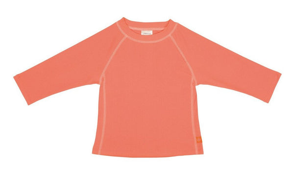 Lassig Swimwear - Girls - Long Sleeve Rashguard Peach
