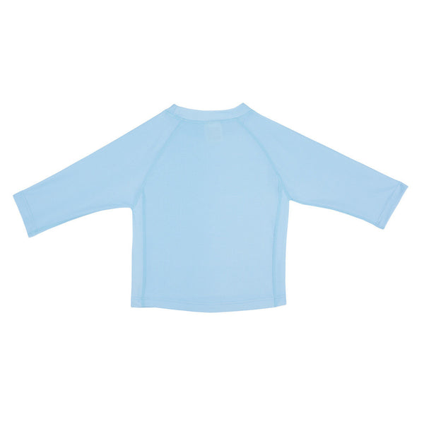 Lassig Swimwear - Boys - Long Sleeve Rashguard Light Blue