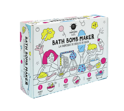 Nailmatic - Bath Bomb Maker