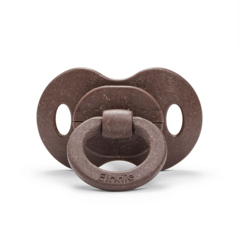Elodie Details - Bamboo Pacifier Natural Rubber - Chocolate