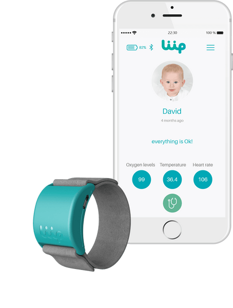 Liip Baby Monitor