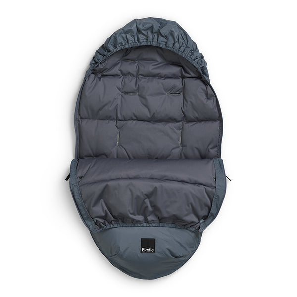Elodie Details -  Light Weight Down Footmuff - Tender Blue