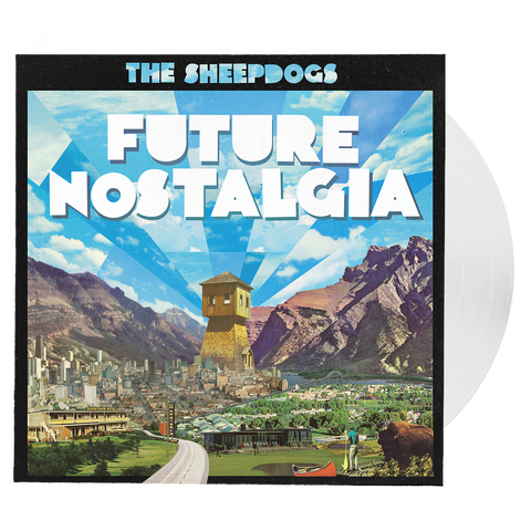 Future Nostalgia (Clear 2LP)