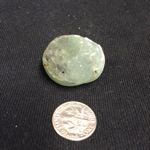 Prehnite with Epidote #F