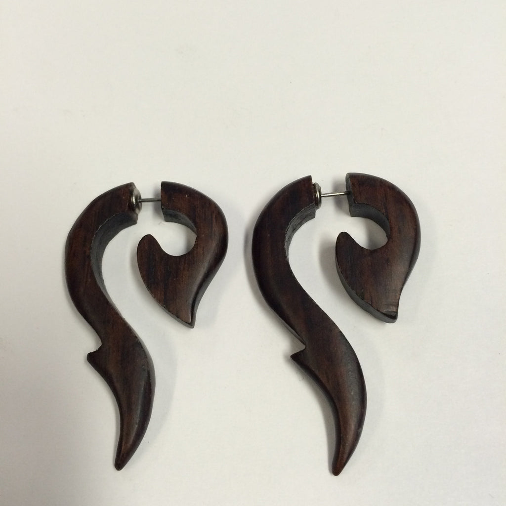 Coconut Cheater Earrings