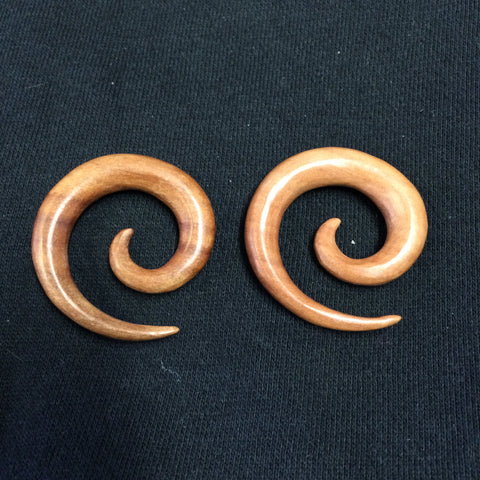 Coconut Gauges 8mm