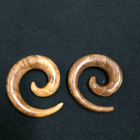 Coconut Gauges 10mm