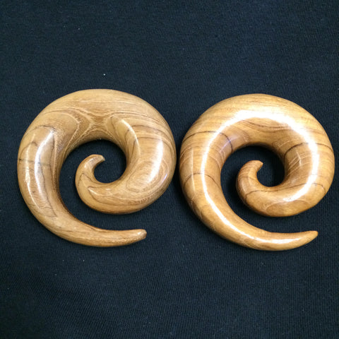 Coconut Gauges 22mm
