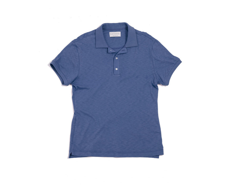 IAN Polo - NAVY BLUE