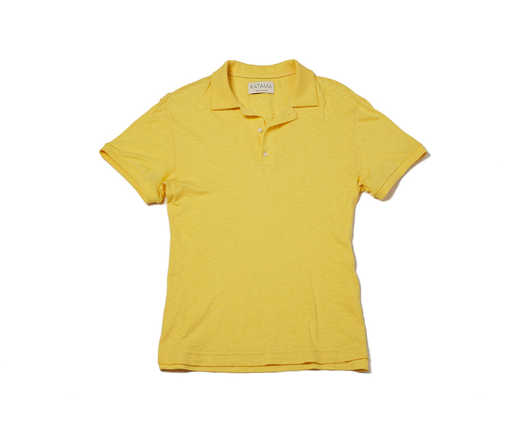 IAN Polo - Summerfield Yellow