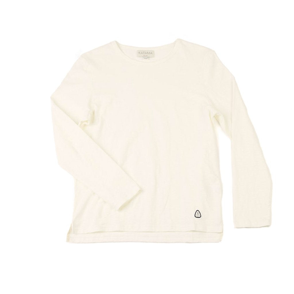 JORDAN - KATAMA CREAM LONG SLEEVE