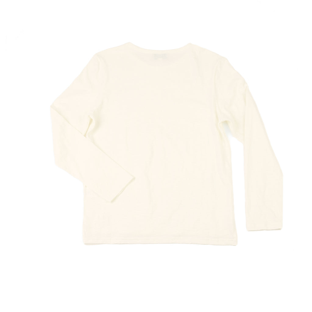 Jordan - Long Sleeve Layering in Cream