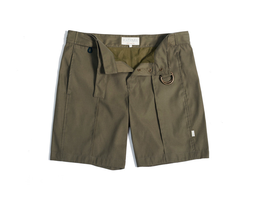 LAIRD - MILITARY GREEN