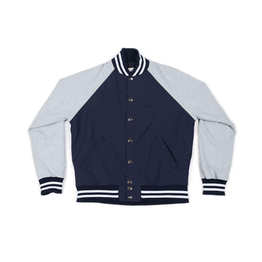 Team Bomber- Dark Navy