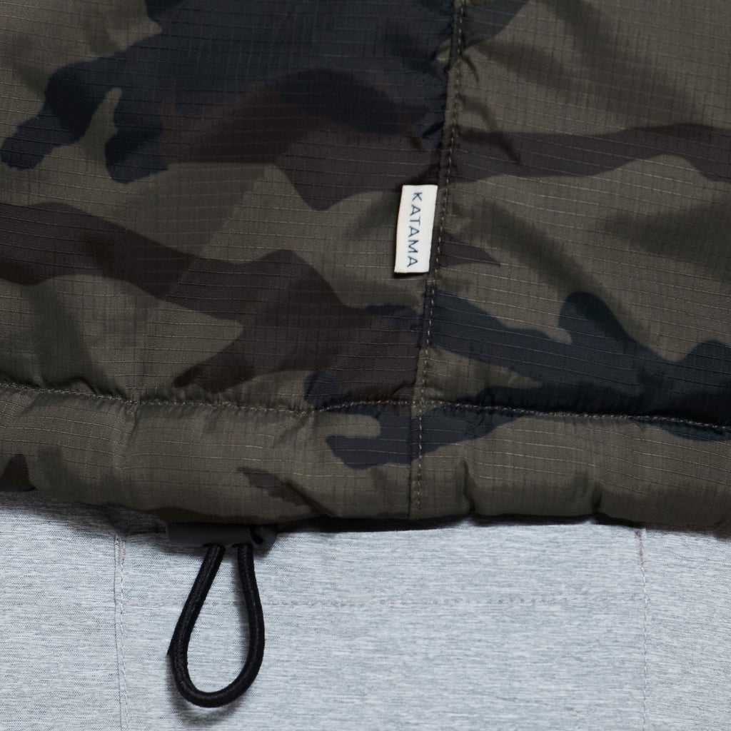 Deck Gilet - Resort Camo