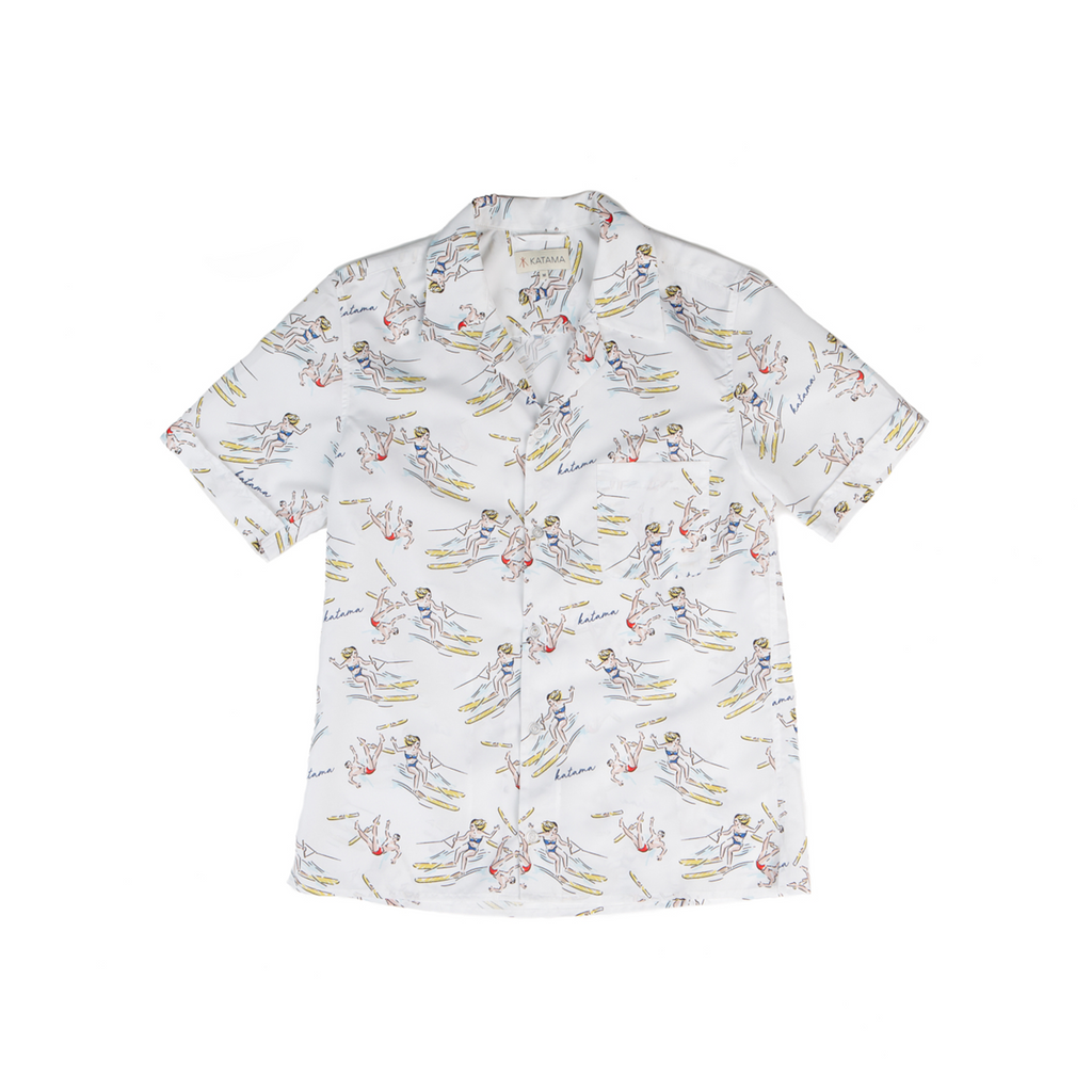 Scout Shirt - Activity Print