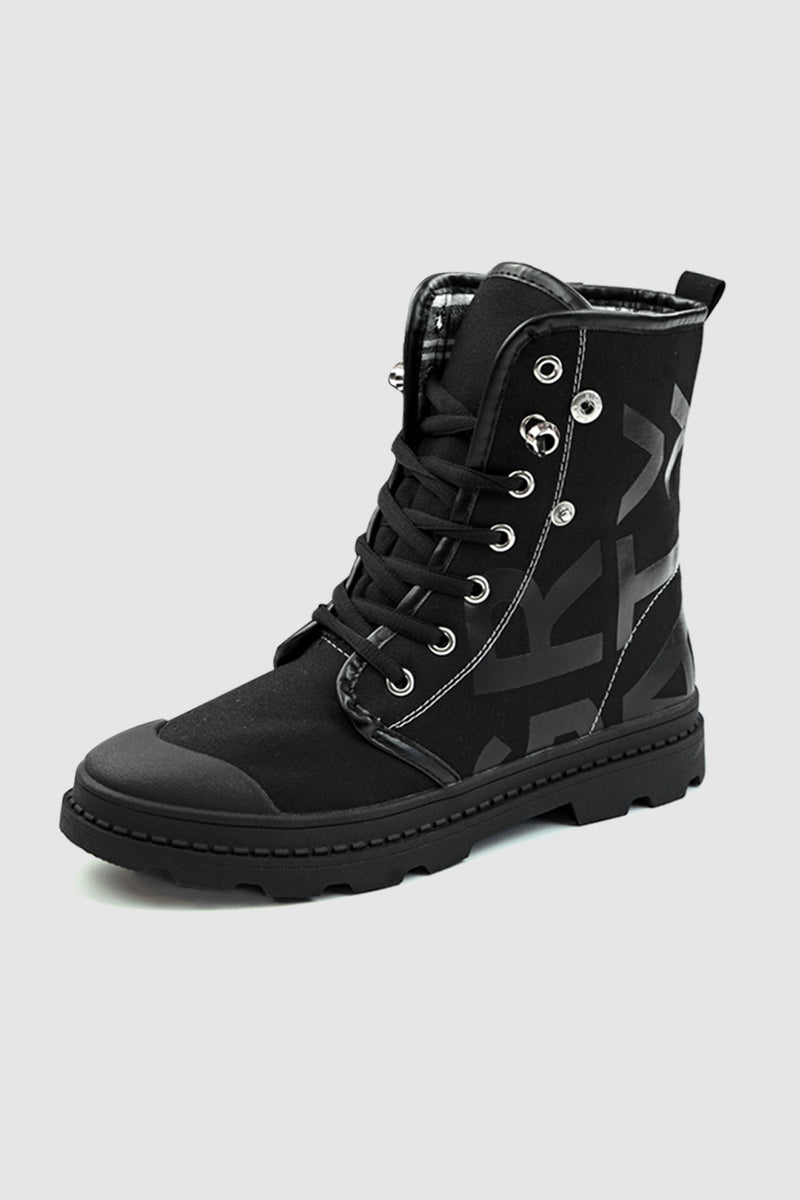 BLSSD PAIR PLUS CANVAS BOOTS