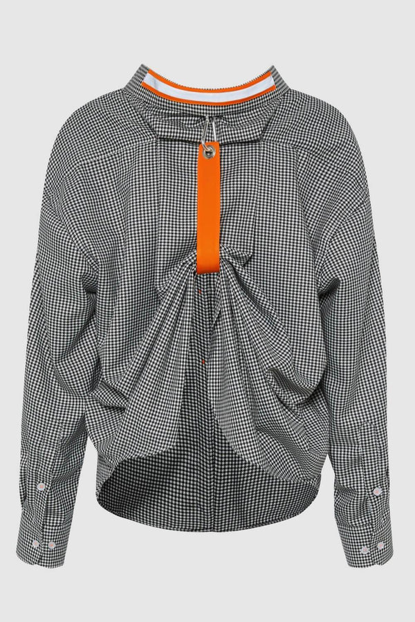 BERLIN CONVERTIBLE SHIRT WITH CARABINER
