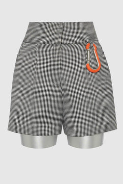 BERLIN DOUBLE SHORTS WITH CARABINER