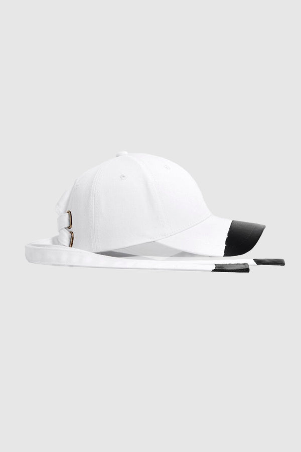 DIPPED DOUBLE STRAP CAP