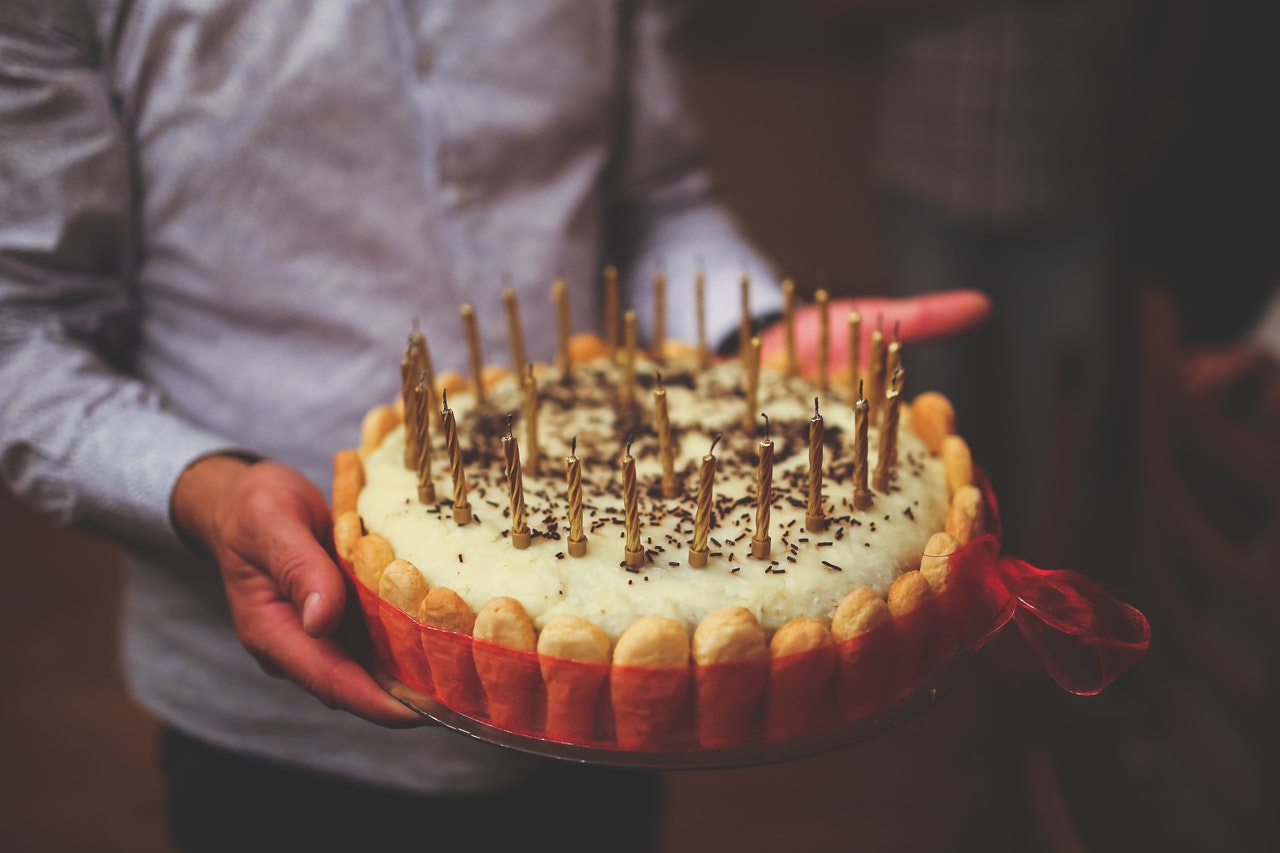 The Cake Filled History Of Birthday Candle