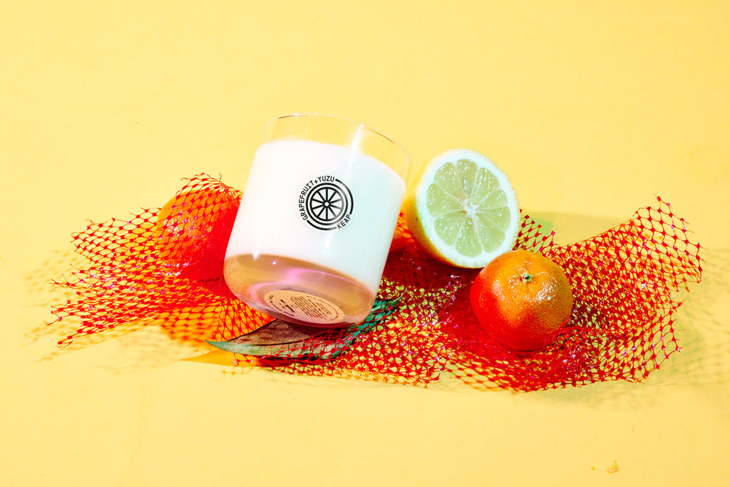 Grapefruit + Yuzu