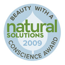 Best Facial Moisturizer – 2009  from Natural Solutions Magazine Beauty