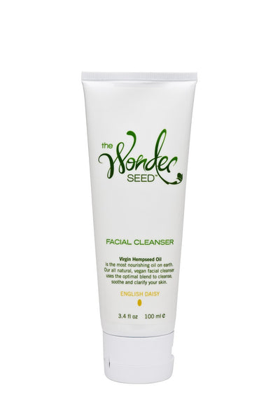 Hemp Facial Cleanser - English Daisy