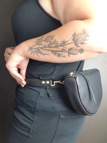 Mini Slice Fanny Bag