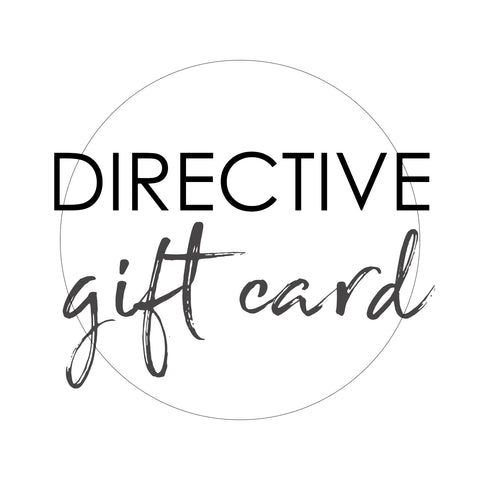 Directive Gift Card