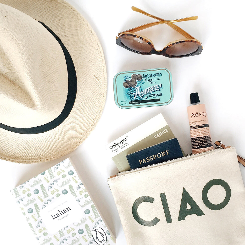 10 Carry-On Must Haves
