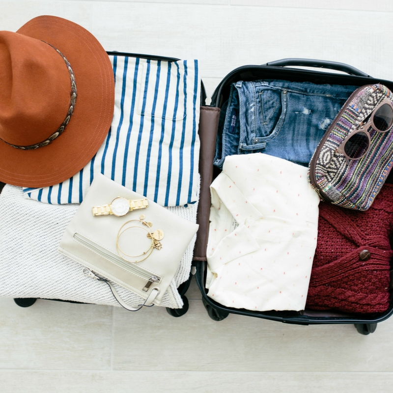 What To Pack: The Ultimate Packing List (Fall/Winter Edition)