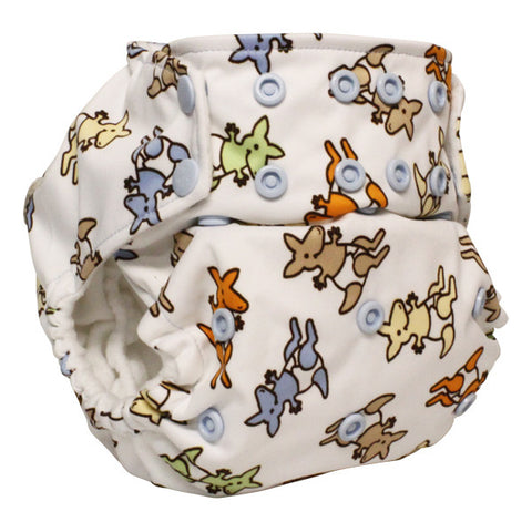 Rumparooz G2 One-Size Cloth Diapers - Snap