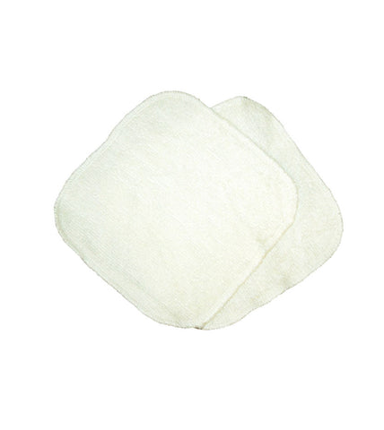 AppleCheeks Plush Rayon from Bamboo Wipes (6 pack)