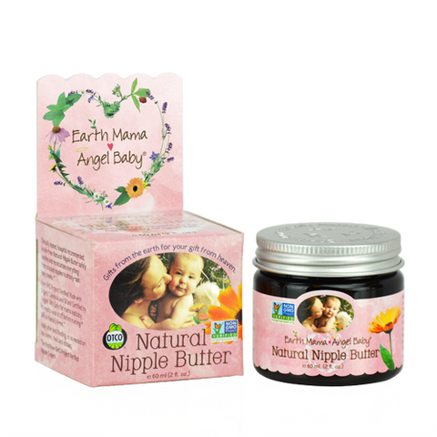 Earth Mama Angel Baby Mama's Nipple Butter