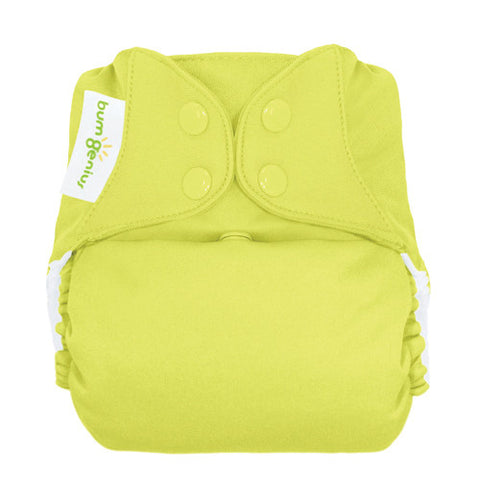 12 Pack - bumGenius One-Size 5.0 Pocket Diaper *more colours available