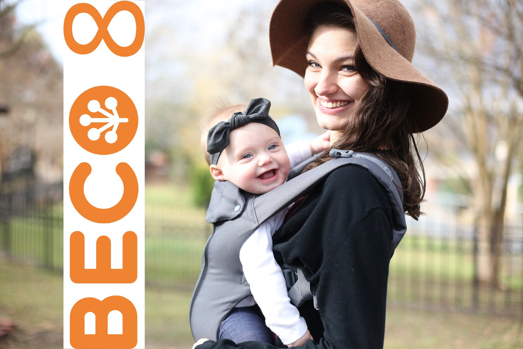 *New* Beco 8 Baby Carrier