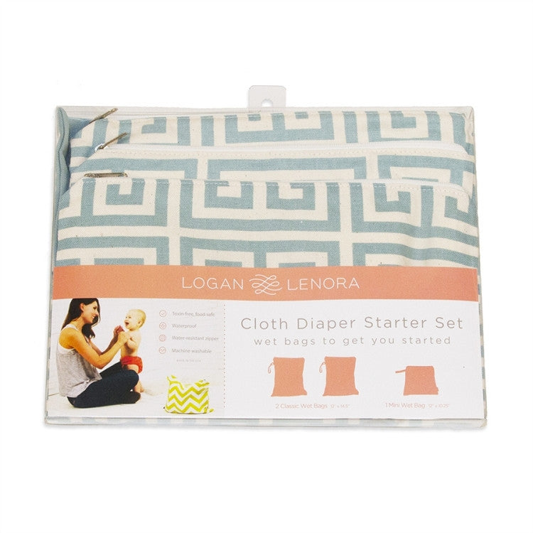 Logan + Lenora Cloth Diaper Starter Set