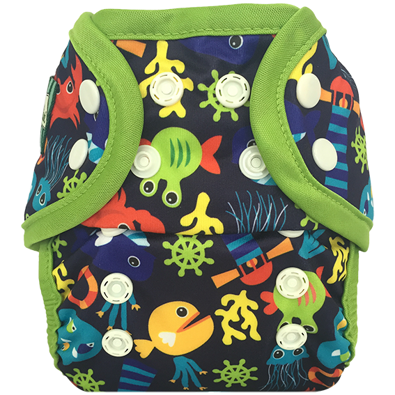Bummis - Mini Kiwi One-Size Swim Diaper V2.0