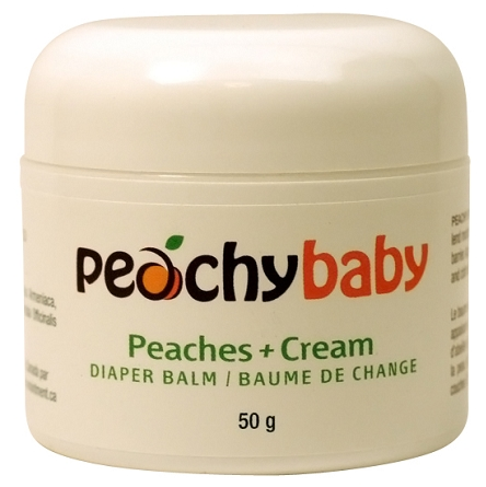 Peachy Baby Diaper Cream