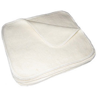 AMP Hemp Cotton Cloth Wipes (12 Pack)